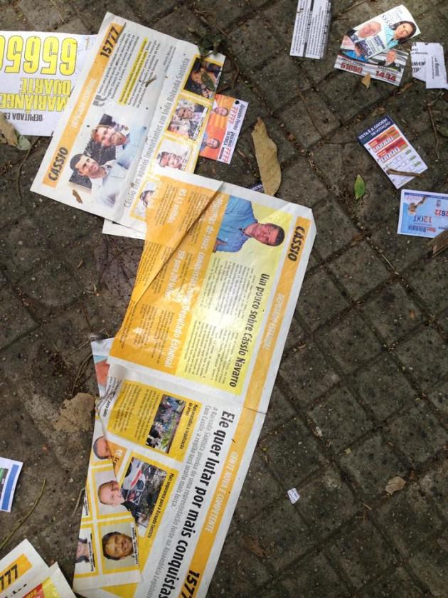 Eleições 2014 - Imagem Juicy Santos 2