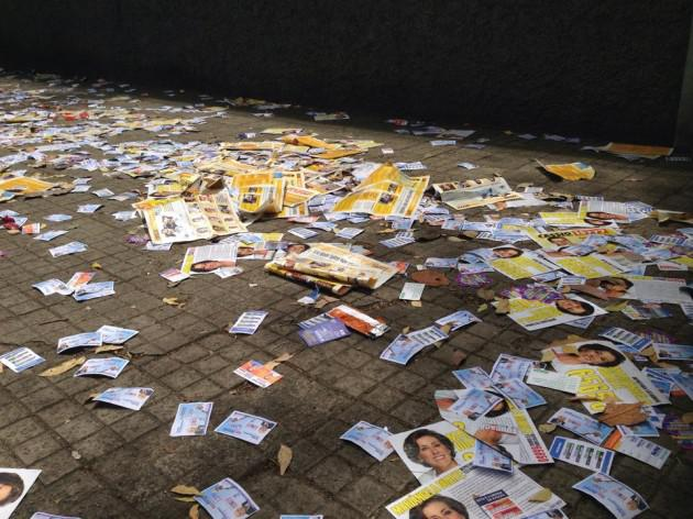 Eleições 2014 - Imagem Juicy Santos