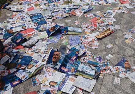 Eleições 2014 - Imagem do leitor Daniel Souza