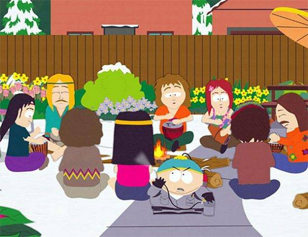 cartman-hippies