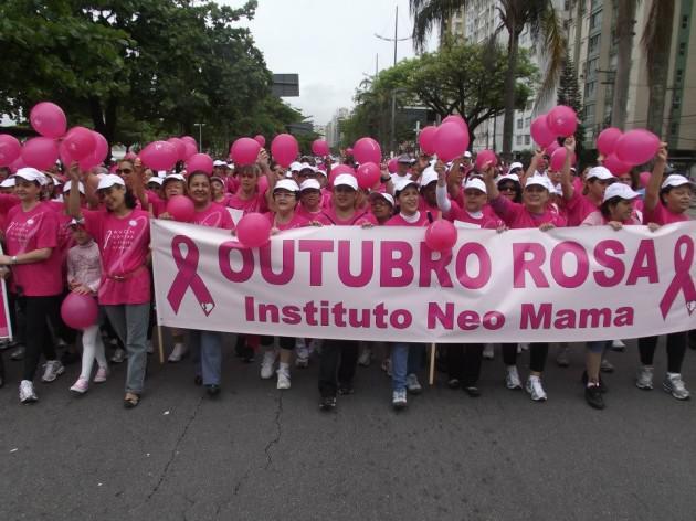 www.juicysantos.com.br - caminhada câncer de mama em santos sp