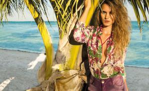 www.juicysantos.com.br - roupas com estampas de folhas