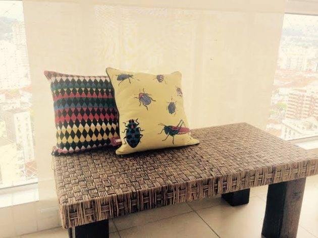 www.juicysantos.com.br - decoração sustentável