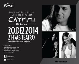 www.juicysantos.com.br - show caymmi sesc santos