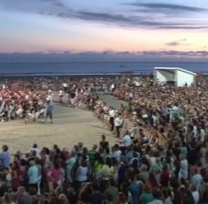www.juicysantos.com.br - música clássica na praia