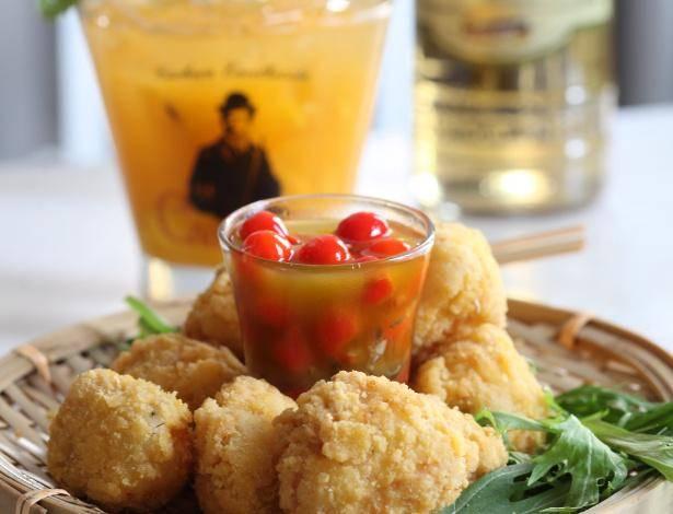 www.juicysantos.com.br - receita de vinagrete diferente usando cachaça e pimenta biquinho