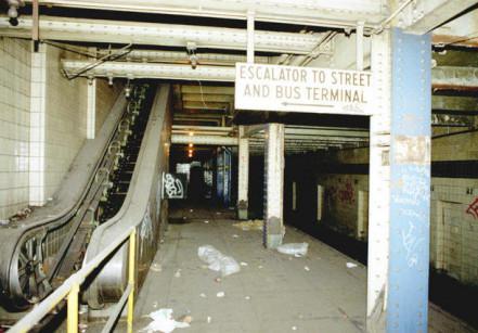 new-york-metro-abandonado