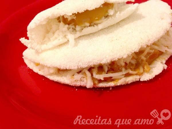 www.juicysantos.com.br - como fazer tapioca em casa