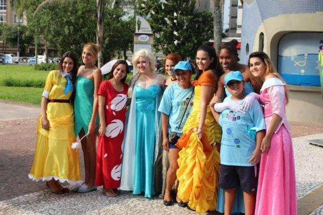 Princesas Caiçaras