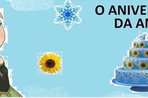 www.juicysantos.com.br - aniversário da anna de arendelle