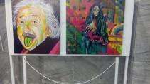 www.juicysantos.com.br - diego oliveira e a pop arte