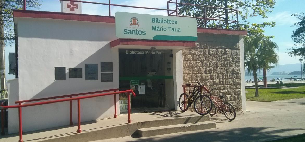 Biblioteca Mário Faria