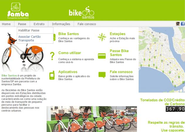 bike santos 1