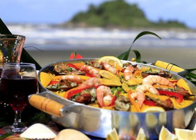 Festival Gastronômico em Itanhaém