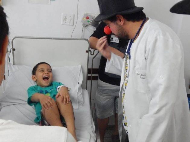 doutores do riso