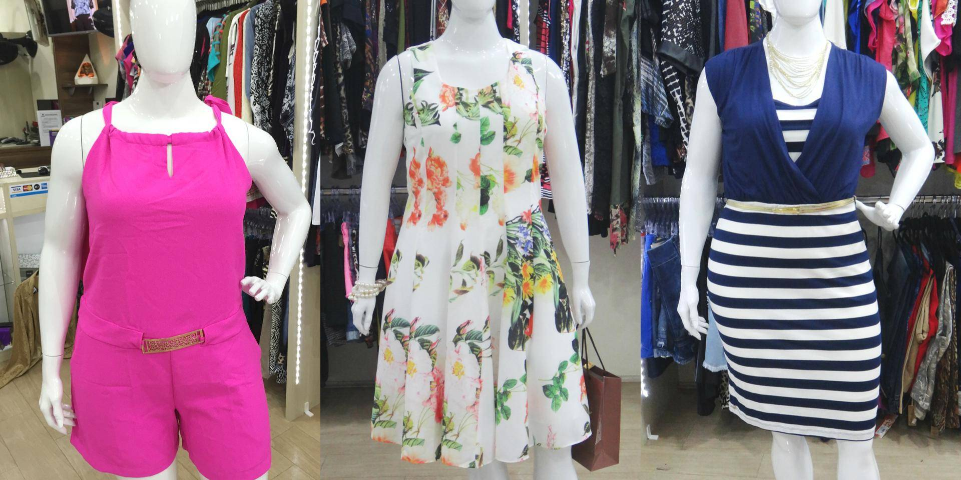 3bb585329 Onde comprar roupas plus size em Santos