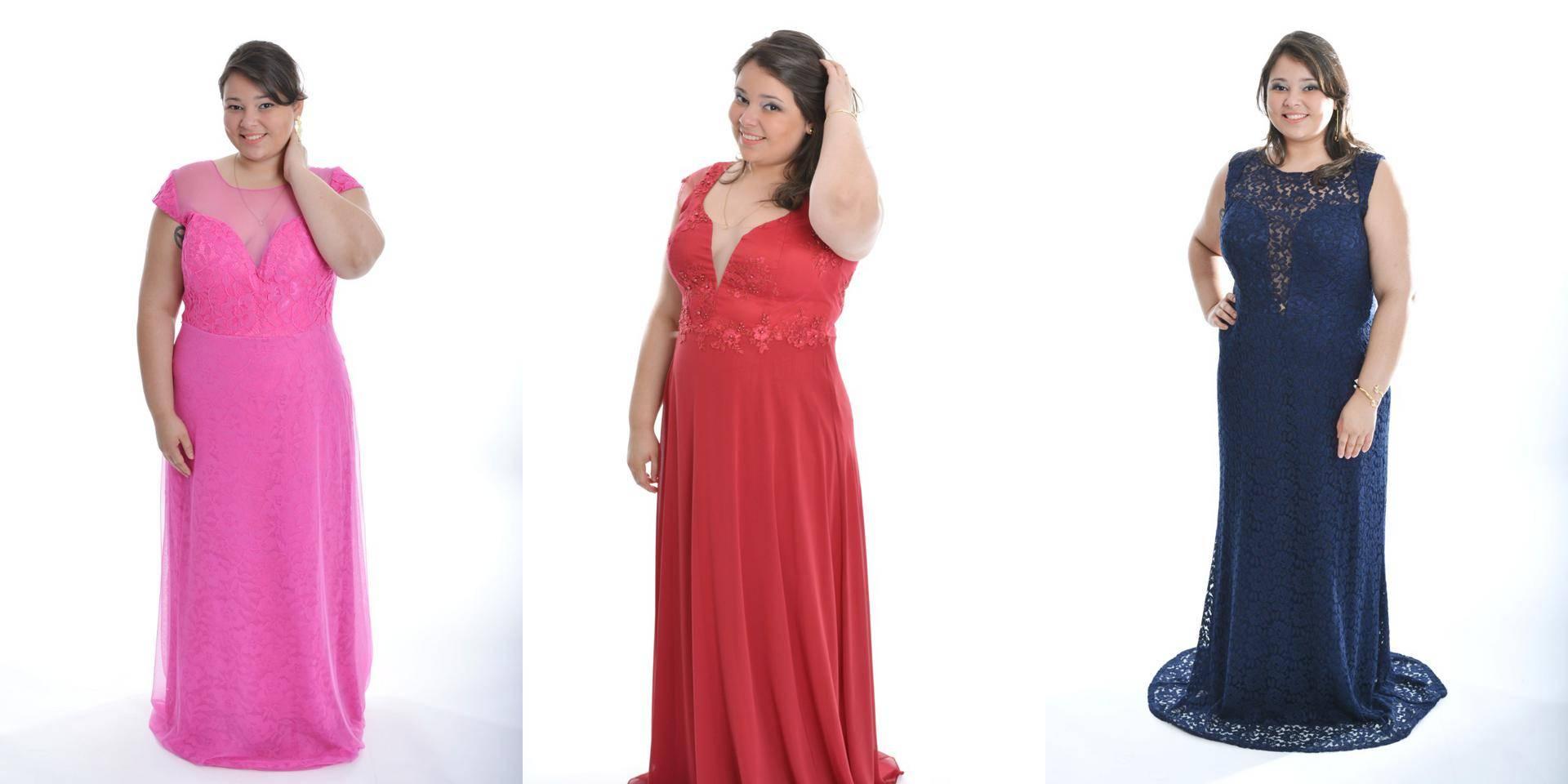 efbb4c127 Vestidos de festa plus size em Santos: tem na Ágape 7 - Juicy Santos