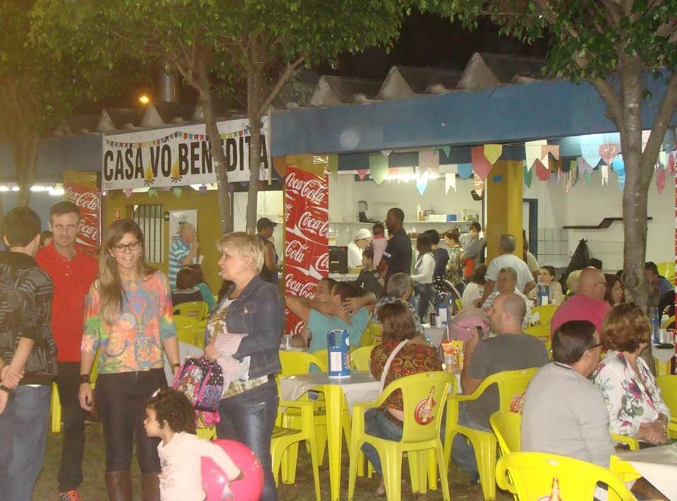 Quermesse em Santos