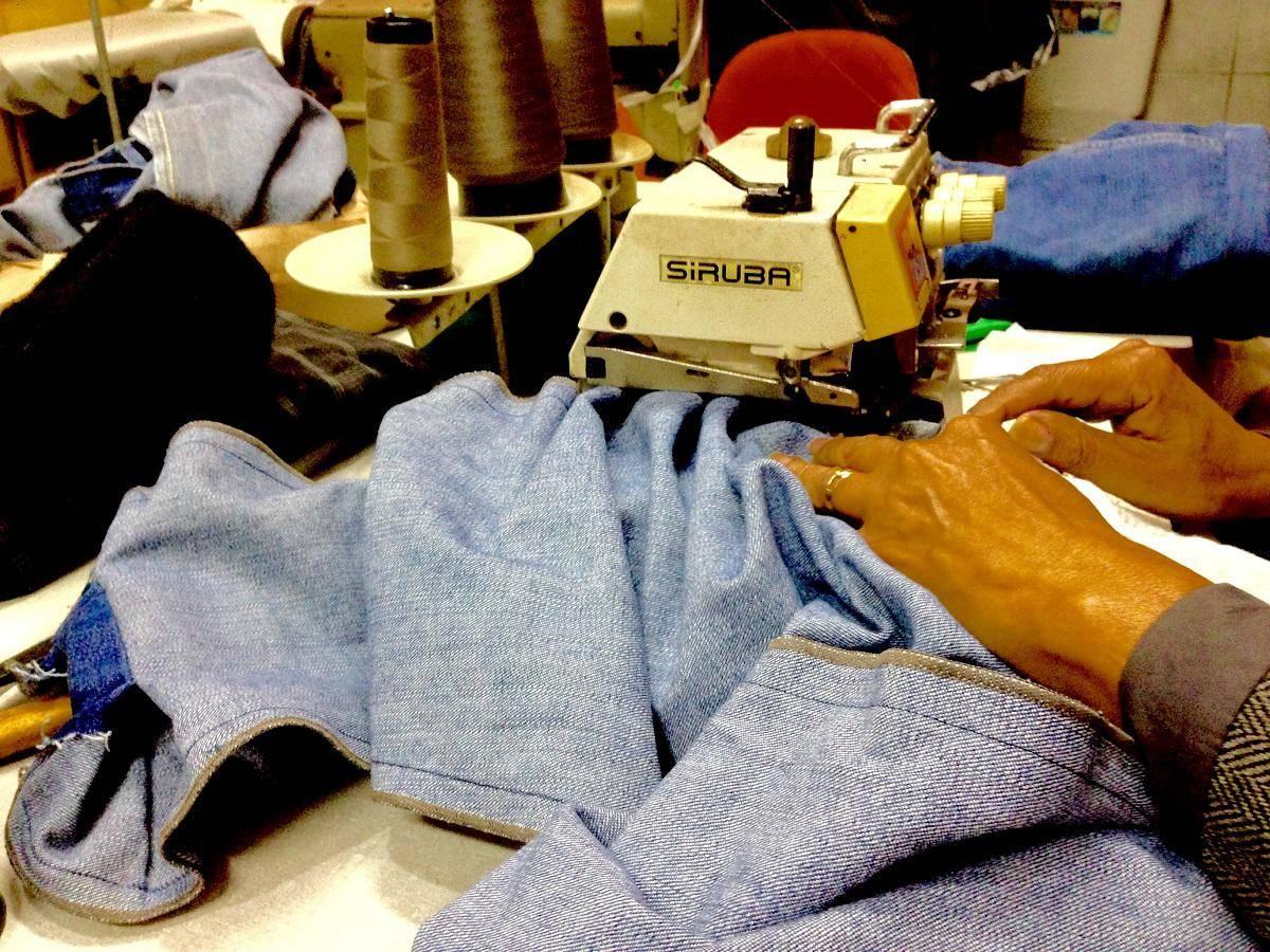 d9bd5563c0 Oficina da Costura  reformas e consertos de roupas em Santos - Juicy ...