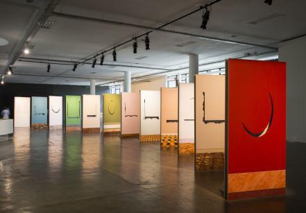 estudo das exposições Bienal de SP