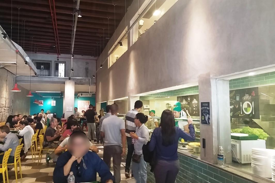 9 restaurantes no Centro de Santos para almoçar bem