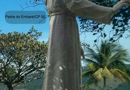 Padre do Embaré (ou sua genitália)