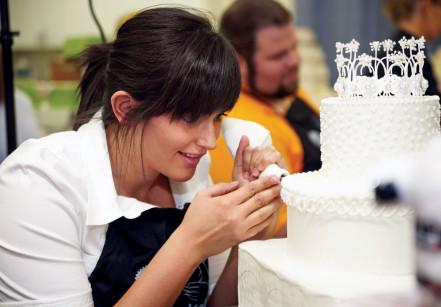 cake designer unimonte