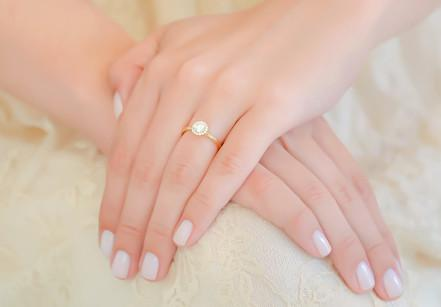 anel noivado