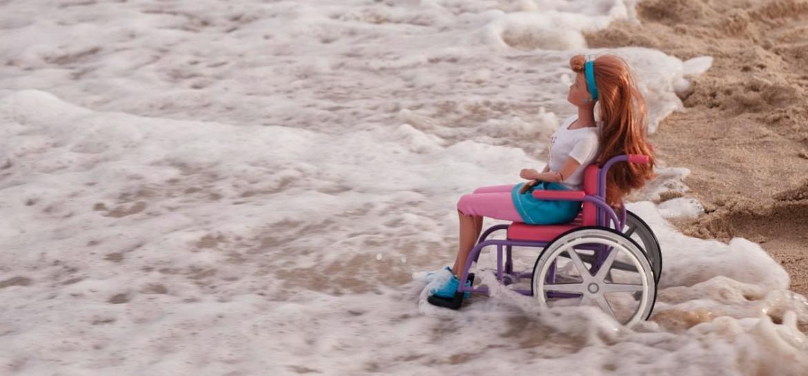 barbie-cadeirante