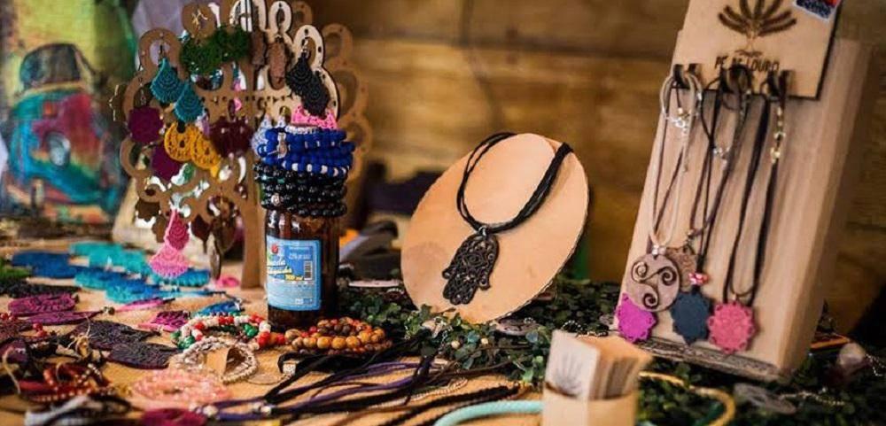 Bazares especiais de Natal em Santos
