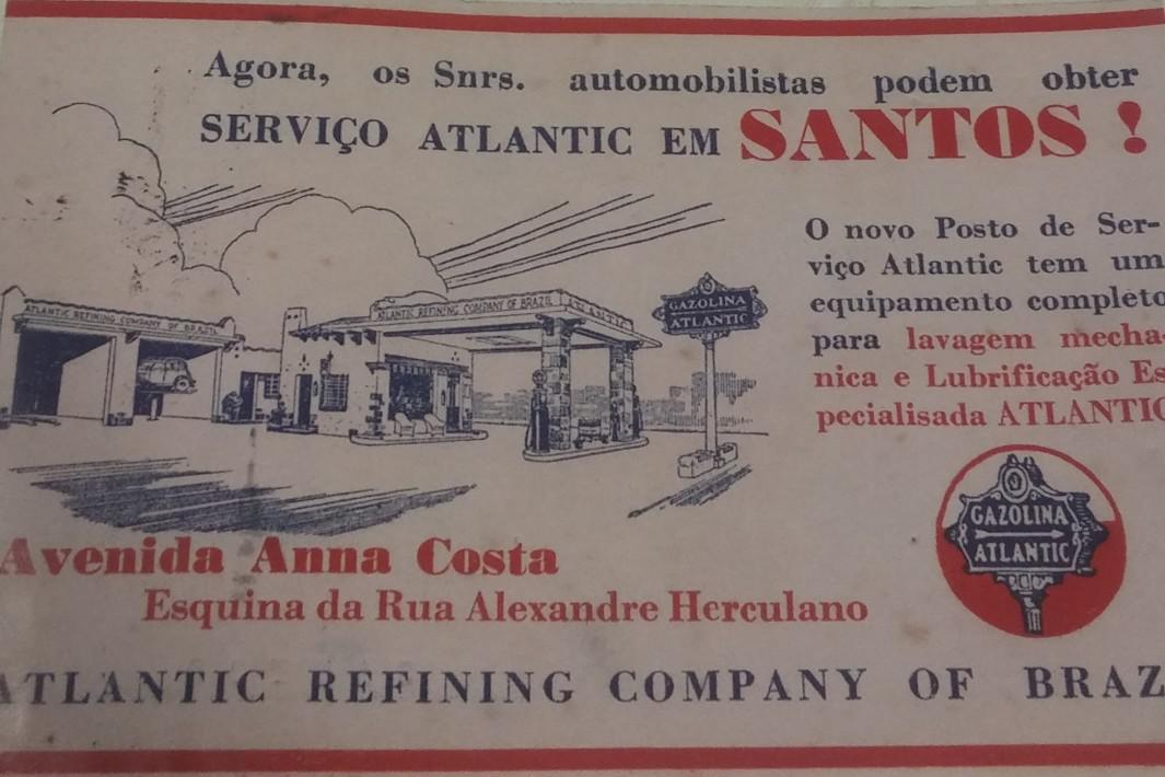 Almanaque Santista