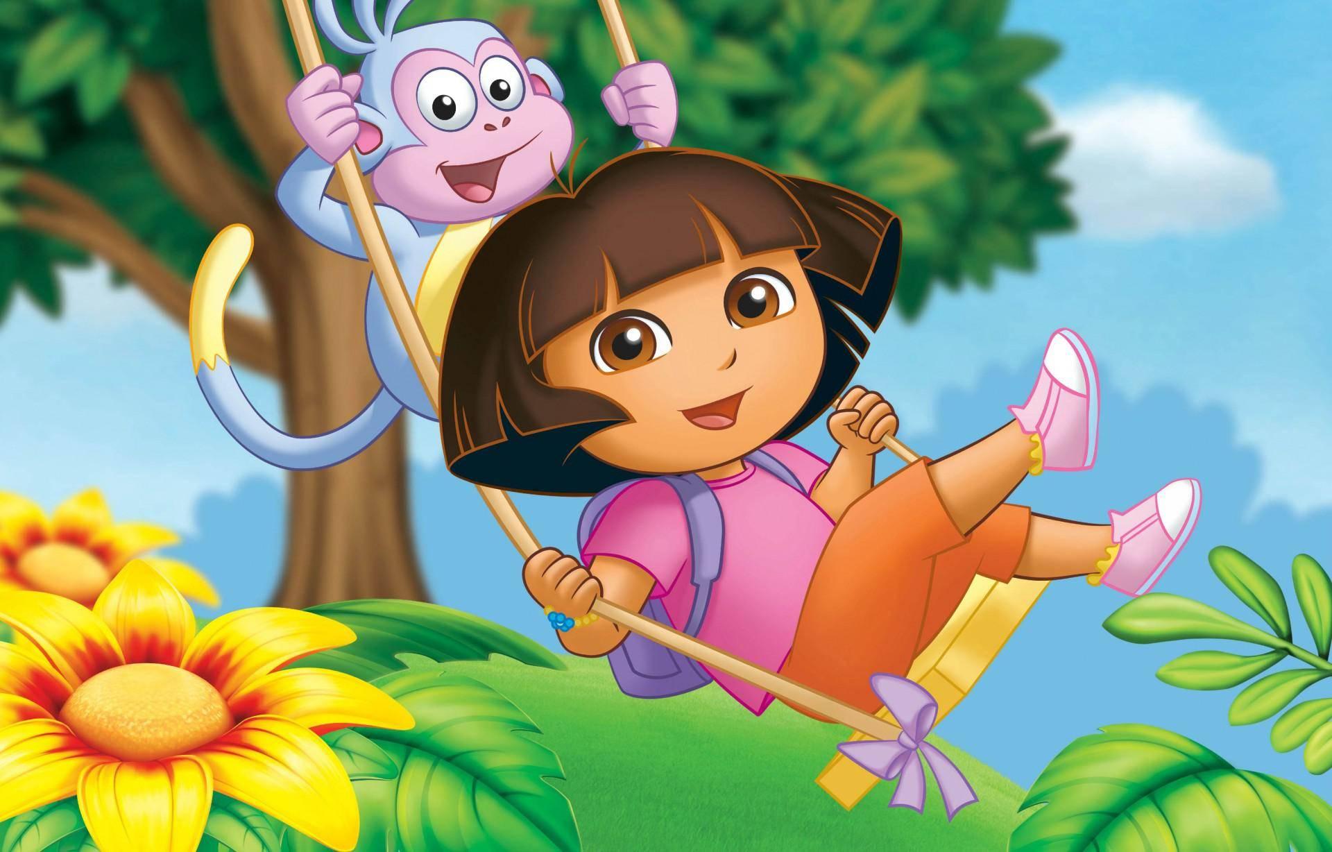 Resultado de imagem para Dora - A Aventureira
