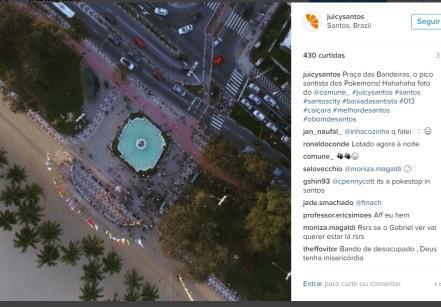 www.juicysantos.com.br - pokemon go em santos sp
