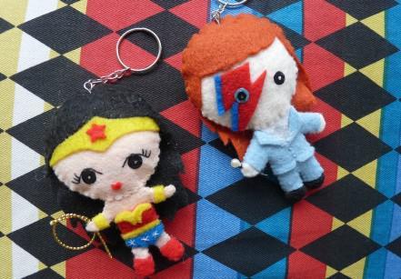 www.juicysantos.com.br - woy toy chaveiros de feltro