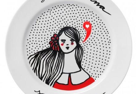www.juicysantos.com.br - pratos de porcelana pintados à mão por eva uviedo