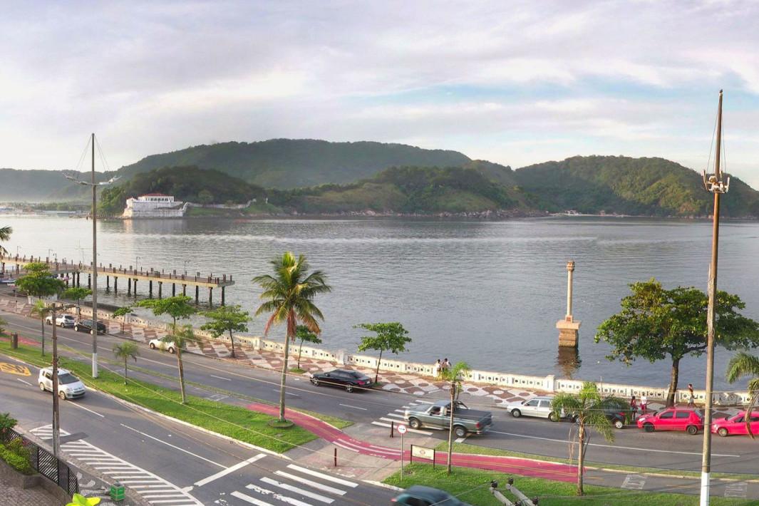 O que fazer em Santos na Ponta da Praia