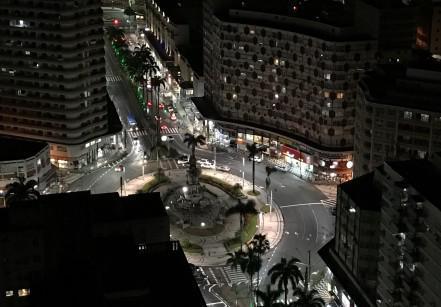 www.juicysantos.com.br - santos vista noturna