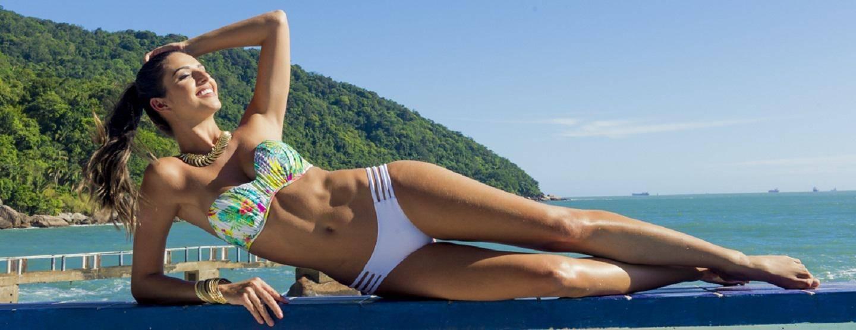 Santa Areia: uma pérola da moda praia santista