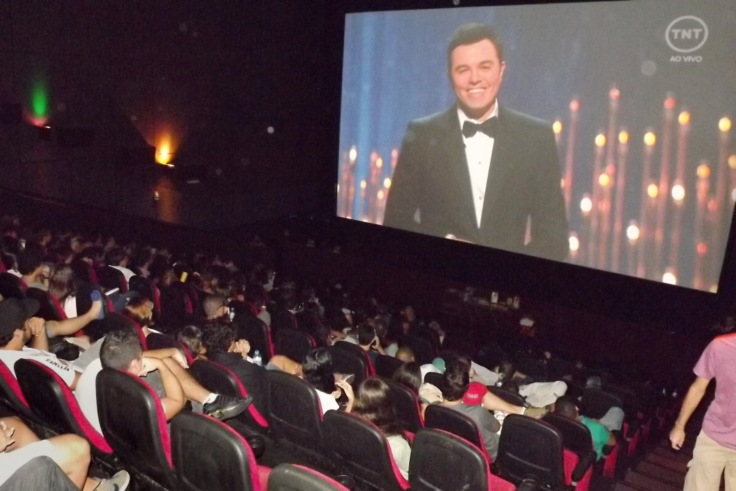 Oscar ao vivo 2013