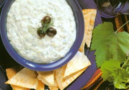 culinaria grega em santos