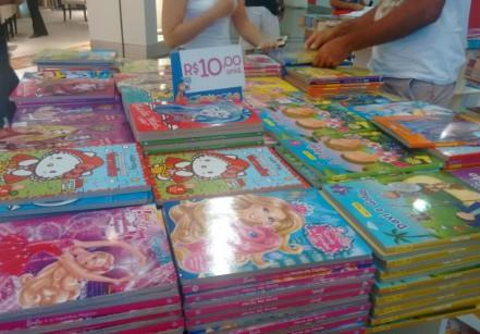 livros a partir de R$ 5 no miramar