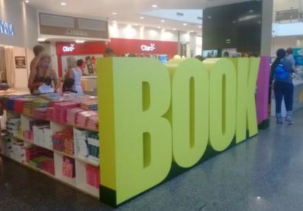 livros R$ 5 no Miramar