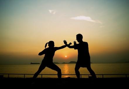 artes marciais em Santos