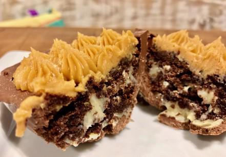 www.juicysantos.com.br - ovo de páscoa amor de mãe recheado com brownie