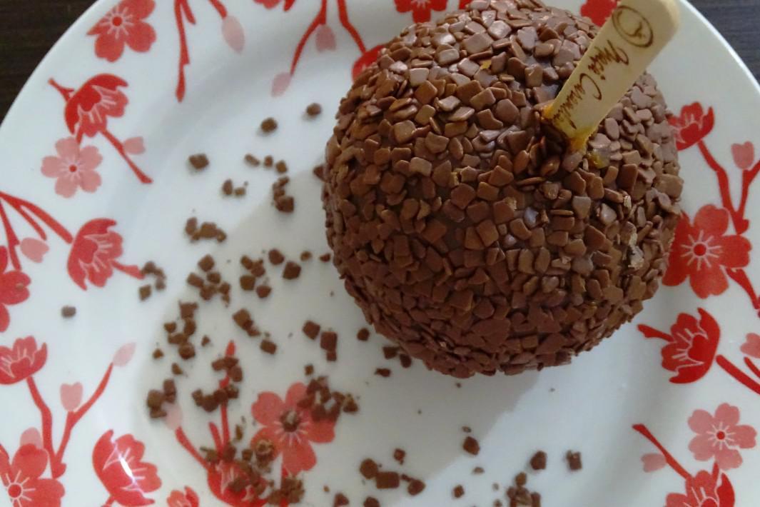 Maçã caramelada (2)