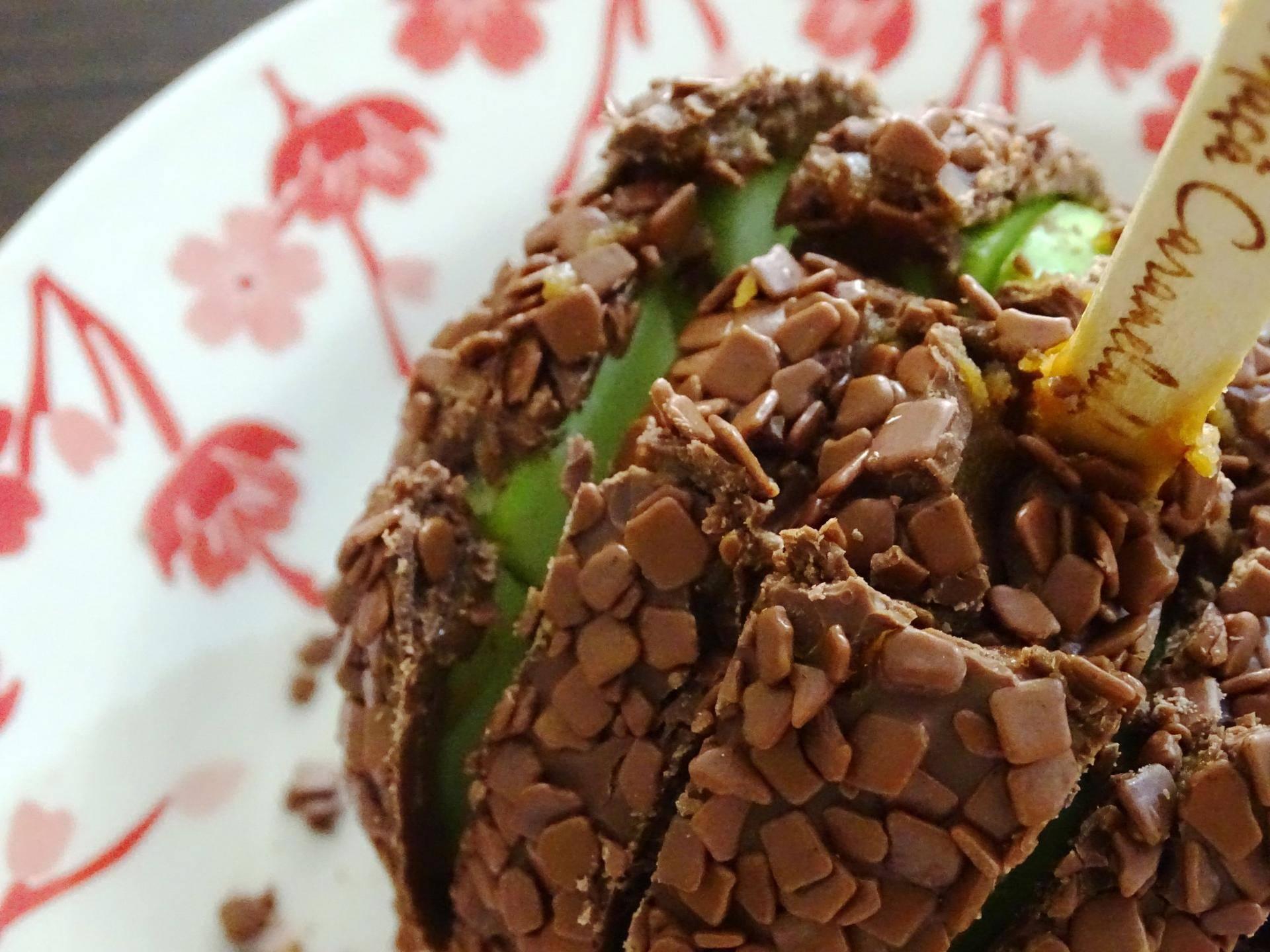 Maçã caramelada (3)