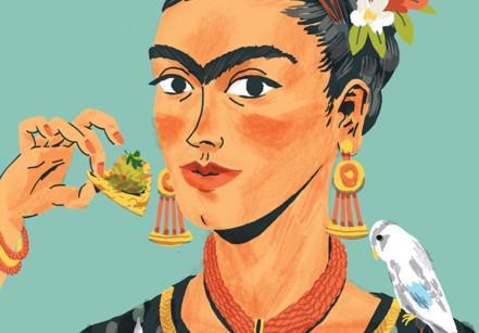 www.juicysantos.com.br - jantar homenageia frida kahlo