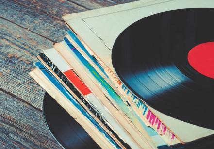 Feira de discos