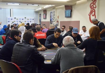 Foto Poker 3 etapa