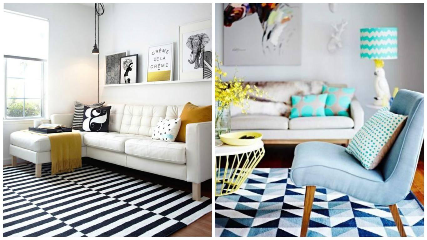 www.juicysantos.com.br - dicas de decoração para imóveis alugados tapetes